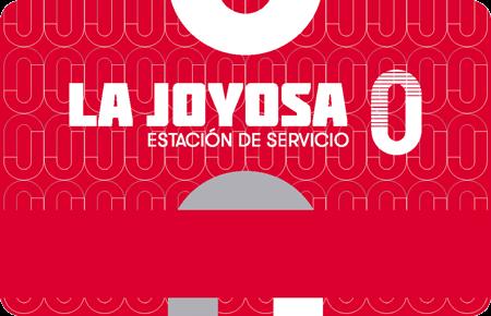 Tarjeta de crédito La Joyosa